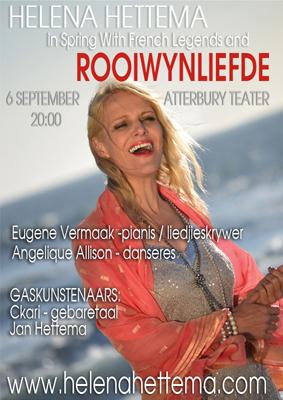 Helena Hettema Poster